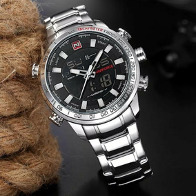 Relógio Masculino Militar Naviforce Original Modelo 9093