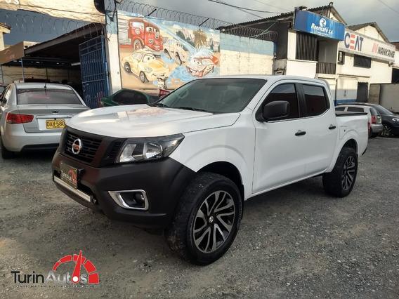 Nissan Frontier Sabanera 2.5 2017