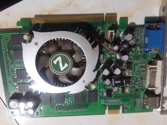 Placa De Video Zotac Ge Force 8600gt *a Reparar O Repuesto*