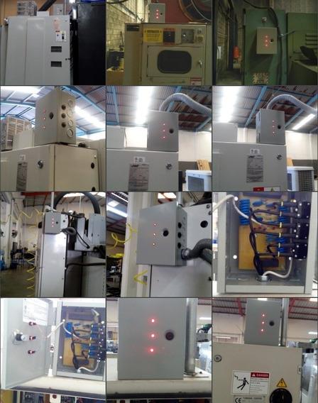 Supresor De Picos Trifásico 220 Vca 100 Ka