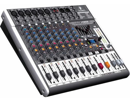Imagen 1 de 4 de Mixer Behringer X1222usb Consola Pasiva Mezclador Usb Xenyx