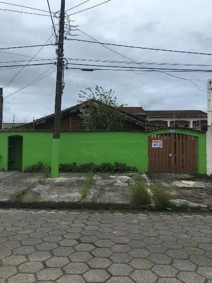Bonita Casa 800 Metros Da Praia Em Itanhaém Sp - 4055 | Npc