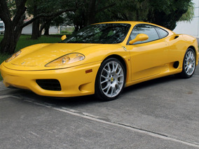 Ferrari 360 Modena 2000 Rines Challenge Stradale Y Birlos