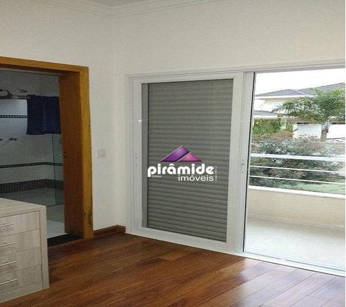 Casa À Venda, 380 M² Por R$ 1.850.000,00 - Urbanova - São José Dos Campos/sp - Ca5363