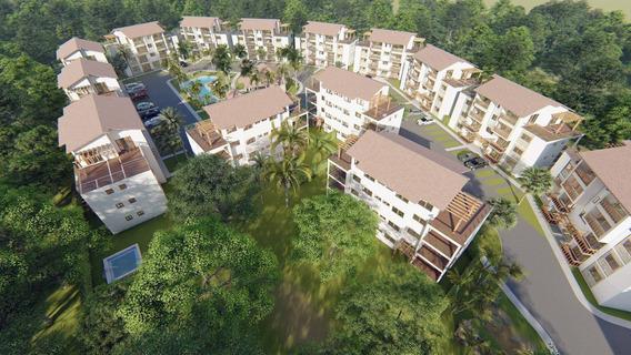 Vendo Apartamento De 110 Mt2 En Las Terrenas, Samana