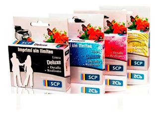 Cartuchos Alternativo Scp P/ Epson Xp231 Color 296 Negro 297