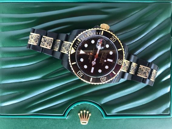 Relógio Rolex Submariner Automático Novo Modelo