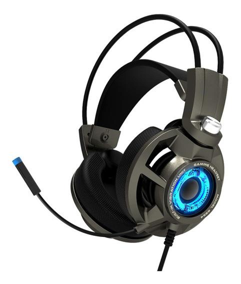 Somic G954 Jogo Fone De Ouvido Vibração E-sports Fone De Ouv