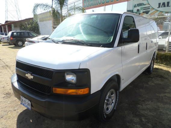 Chevrolet Express Cargo Van Panel 6 Cilindros 2008