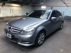 Mercedes Benz Clase C 1.8 C200 City Cgi B.efficiency