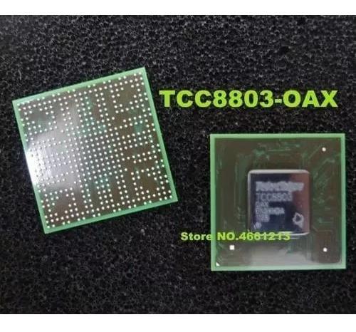 Processador Tcc8803 Novo Telechips Tcc 8803 Motrex Bga Chip