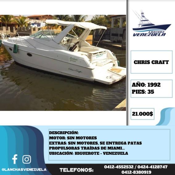 Yate Chris Craft 35 Lv512