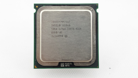 Intel® Xeon® 5050 (4m Cache, 3.00 Ghz, 667 Mhz Fsb