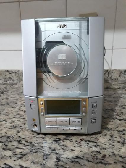 System Mini Jvc Uxv 30 Conserto/ Peças Micro System