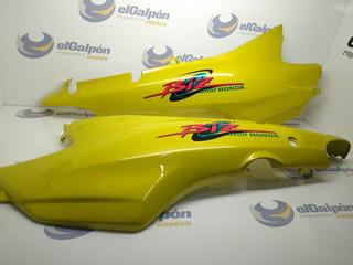 Lateral Trasero Honda Biz 105 Original Juego