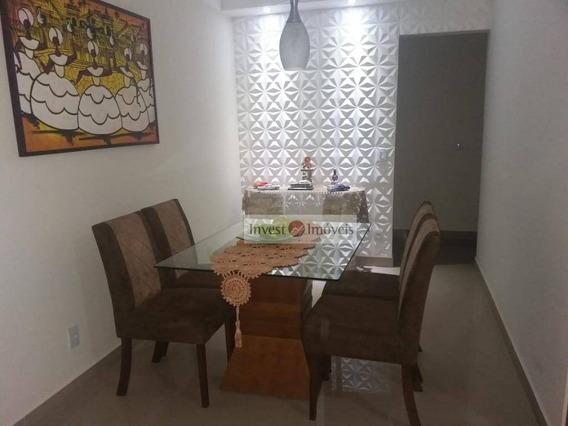 Apartamento Maxximo Viver Com 2 Dormitórios À Venda - Jardim Sul - São José Dos Campos/sp - Ap4101