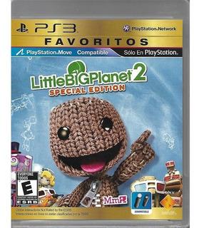 Little Big Planet 2 Special Edition Ps3 Fisico Sellado