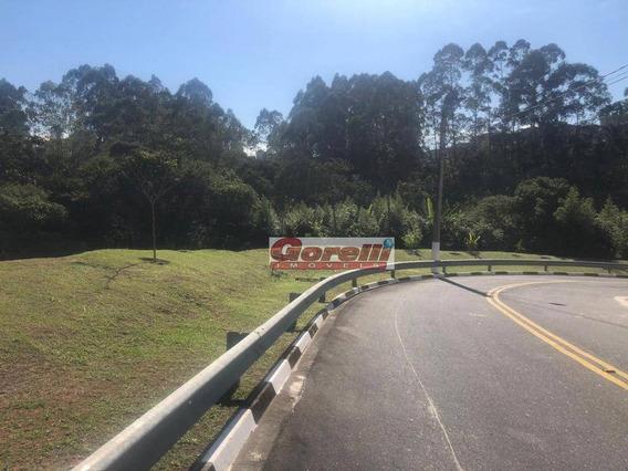 Terreno À Venda, 1033 M² Por R$ 1.200.000 - Condomínio Real Park - Arujá/sp - Te0710