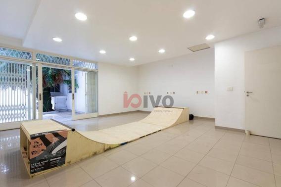 Casa Com 15 Quartos, 480 M² Por R$ 3.950.000 - Vila Clementino -sp - Ca0042