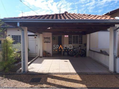 Imagem 1 de 26 de Casa Com 2 Dormitórios À Venda, 64 M² Por R$ 275.000 - Jardim Hipódromo - Rio Claro/sp - Ca0399