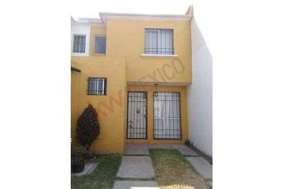 Casa En Venta En Conjunto U. Villas De San Andrés, Toluca