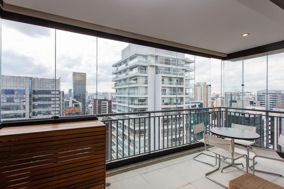 1 Dorm. - Brooklin - 61 M2 - 798