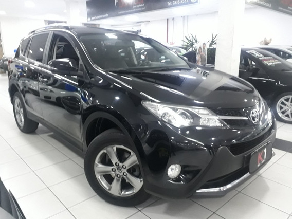 Toyota Rav4 2.0 4x4 Aut. 5p 2015 Teto Solar
