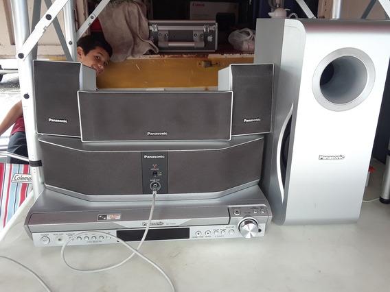 Home Theater Panasonic Saht640
