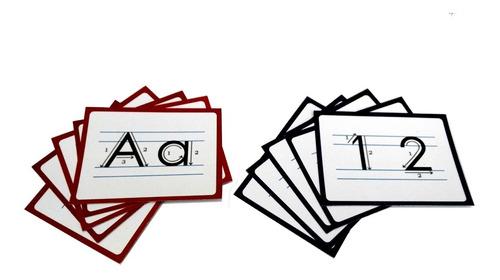 Imagen 1 de 3 de Pack Bandeja Montessori C/tarjetas Trazado Didáctico Niños