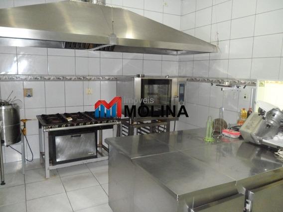 Salão Comercial + 6 Salas Para Locação Alameda São Caetano - 4016
