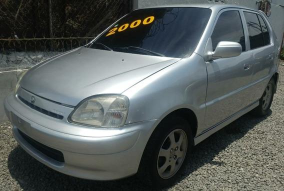 Honda Logo 2000 En Perfectas Condiciones Japonés