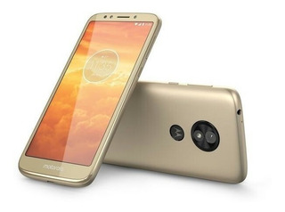 Celular Moto E5 Play Black/gold Motorola Xt1920-18