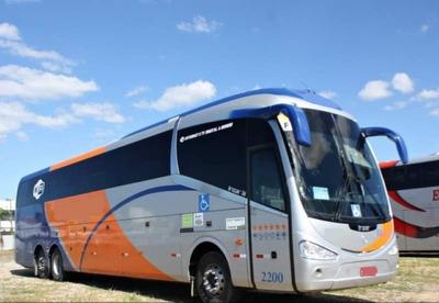 Ônibus Irizar I6 390 0500 Único Dono Só Turismo Seminovo