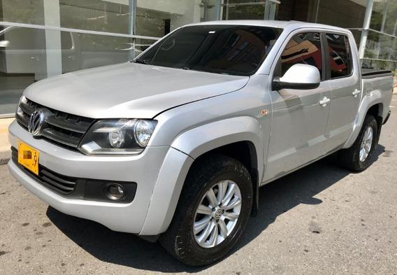 Volkswagen Amarok 2.0 Andina 2014 4x4 Mt