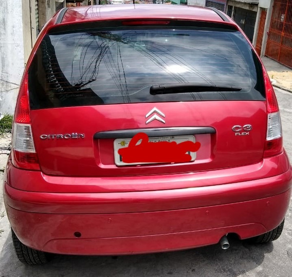 Citroën C3 1.4 8v Glx Flex 5p 2012