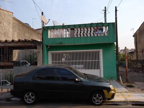 Casa Térrea A Venda Em Padroeira  -  Osasco - 43698