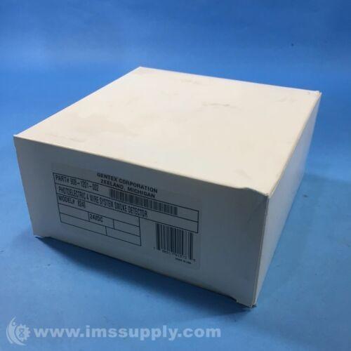Gentex 908-1201-002 Detector De Humo Fotoeléctrico Con Sist