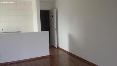 Apartamento Para Locação Em Mogi Das Cruzes, Cézar De Souza, 2 Dormitórios, 1 Suíte, 2 Banheiros, 1 Vaga - 2025