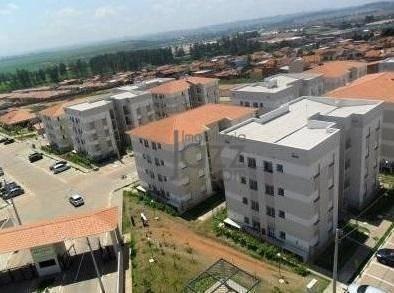 Aconchegante Apartamento No Bela Vista Varandas, Em Sumaré - Ap2533