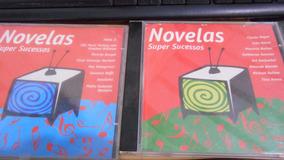 Lote C/2 Cds Novelas Super Sucessos Originais E Impecáveis!