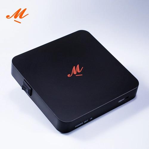 Convertidor Smart Tv Android Tv Box Pelis My Family Cinema