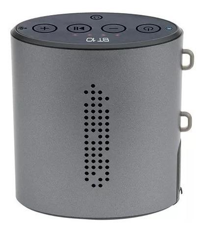 Caixa Som Caixinha Bluetooth Bt 10 Taramps 3w Rms