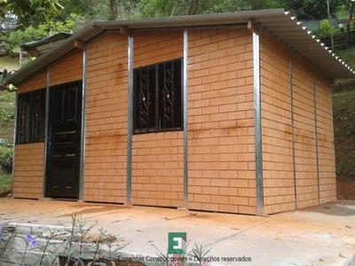 Rápidas Y Economicas Casas Prefabricadas Desde 3400000 En Casas