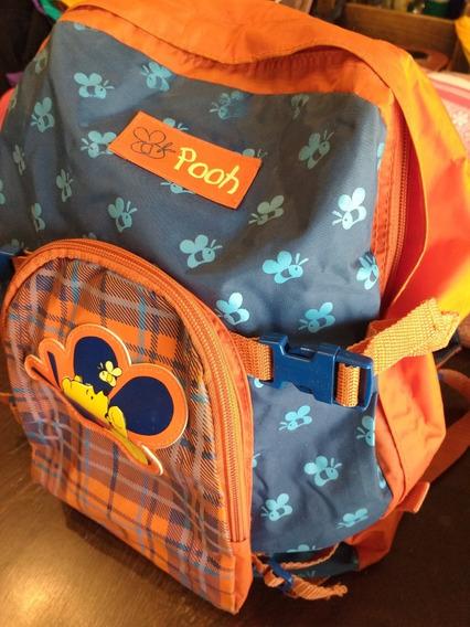 Mochila Infantil Winnie Pooh