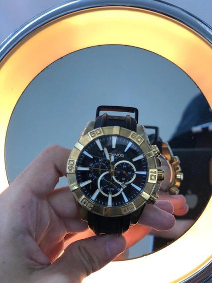 Relógio Technos Masculino Classic Legacy Os2aa/4p