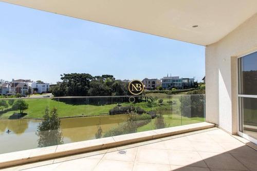 Casa Com 3 Dormitórios À Venda, 563 M² Por R$ 3.750.000,00 - Alphaville Graciosa - Pinhais/pr - Ca0004