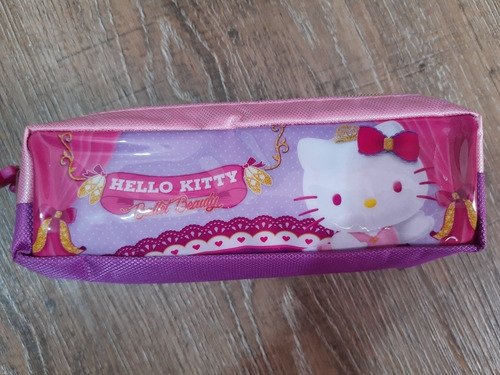 Estojo Hello Kitty Ballet - Ref 924u14 - Pacific