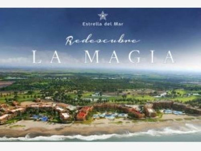 Departamento En Venta Condo At Estrella Del Mar Pga Golf Course