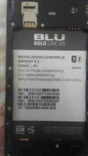 Teléfono Blu Energy X2