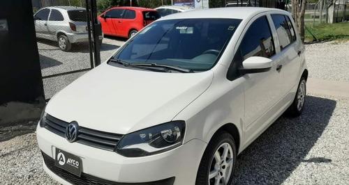 Volkswagen Fox 2013 1.6 Comfortline 5 P